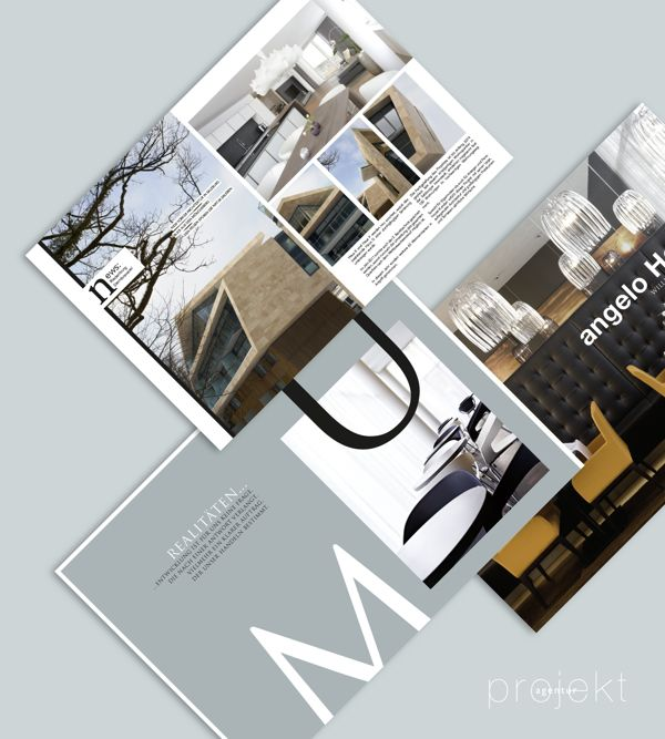 Agency: Projektagentur Weixelbaumer, Linz, Austria, Client: UBM, Project: annual report of 2012