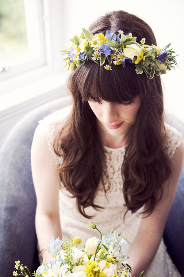 A Phase Eight and Edwardian Dress for a 60′s and 70′s Bohemian Inspired Wedding | Love My Dress® UK Wedding Blog