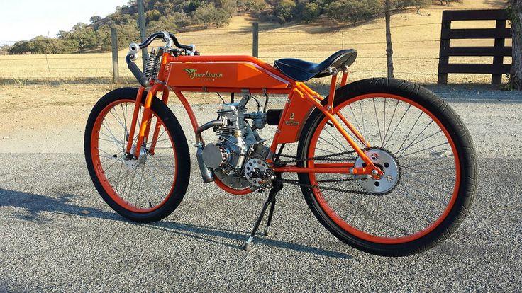 SPORTSMAN FLYER MOTORBIKES | sportsmanflyer.com