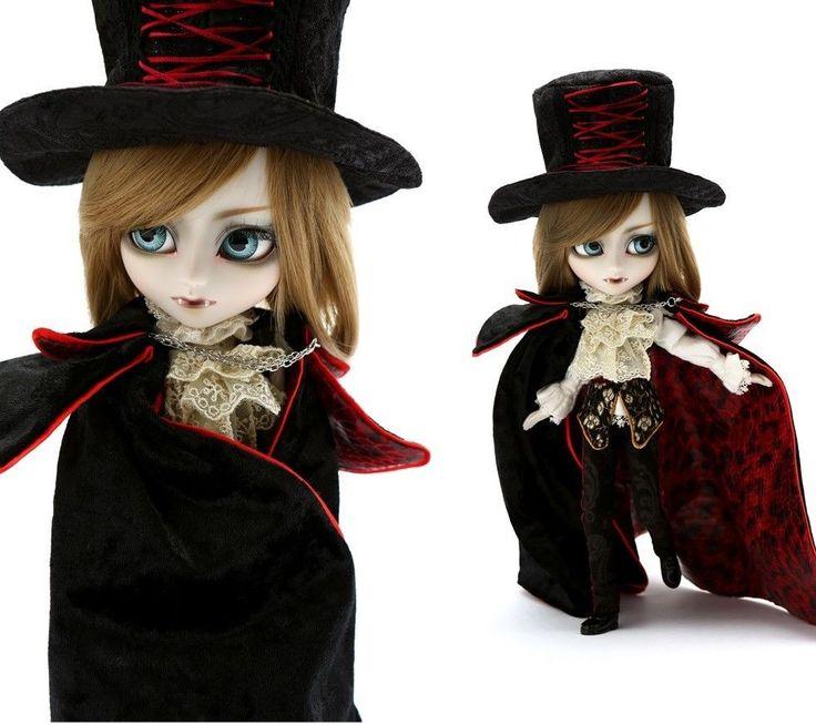 Pullip Doll - Isul Vermelho - Serie The Mansion of Immortal - Vampir