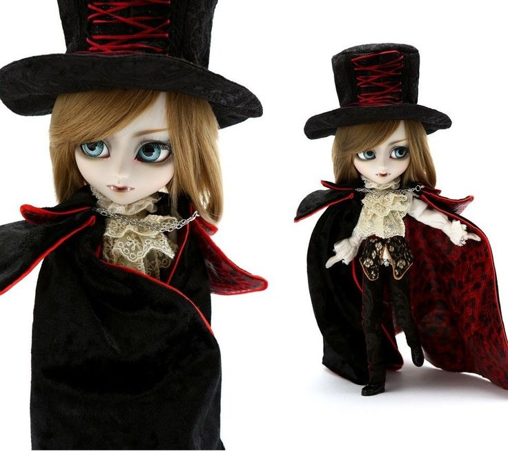 Pullip Doll - Isul Vermelho - Serie The Mansion of Immortal - Vampir