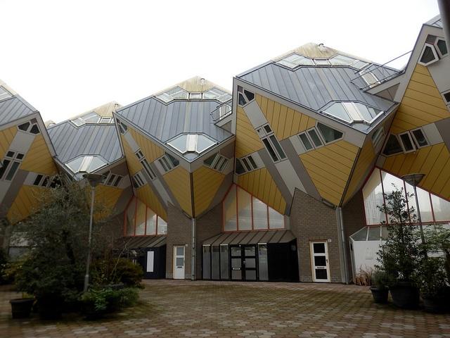 Kubuswoning Rotterdam - Piet Blom
