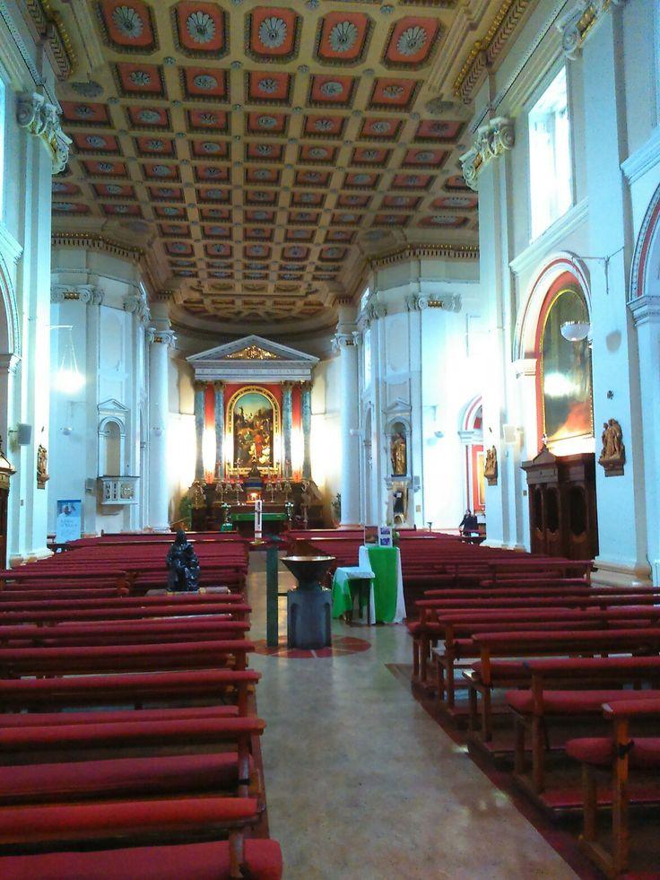 The Jesuit Church of St Francis Xavier, Dublin