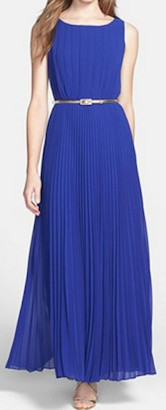 Pleated chiffon maxi dress http://rstyle.me/n/g8f7rnyg6