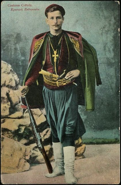 Cretan Costume