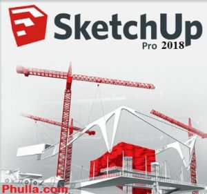 Sketchup Pro 2018 Crack with Keygen is Here ! [LATEST]   Phulla.com