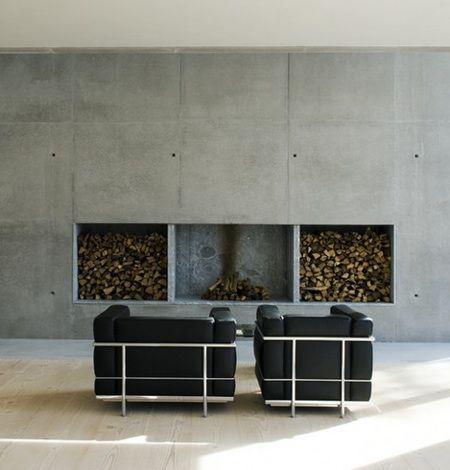 die besten 25 sichtbetonwand ideen auf pinterest reling. Black Bedroom Furniture Sets. Home Design Ideas