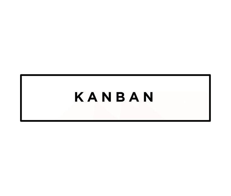 Kanban method - agile project by wutudu