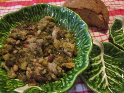 Raccontare un paese: le mie ricette: zuppa toscana