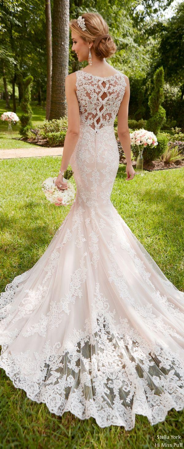 Stella York Wedding Dresses 2017 | Hi Miss Puff / http://www.himisspuff.com/stella-york-wedding-dresses-2017/