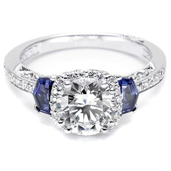 ooooohhhhh: Bling, Ideas, Tacori Engagement, Diamonds Rings, Sapphire, Jewelry, I'M, Dreams Rings, Diamonds Engagement Rings