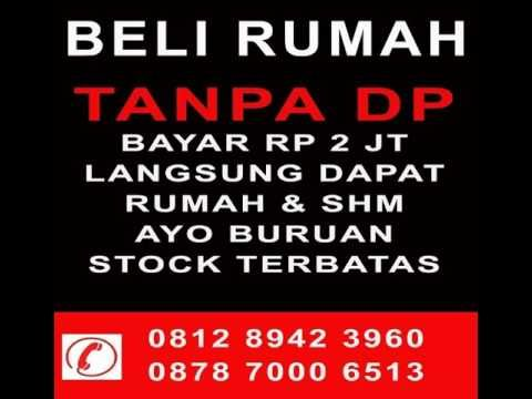Jual rumah tanpa DP di Bekasi   087870006513