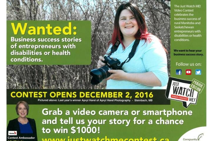 Contest encouraging rural entrepreneurs with disability returns