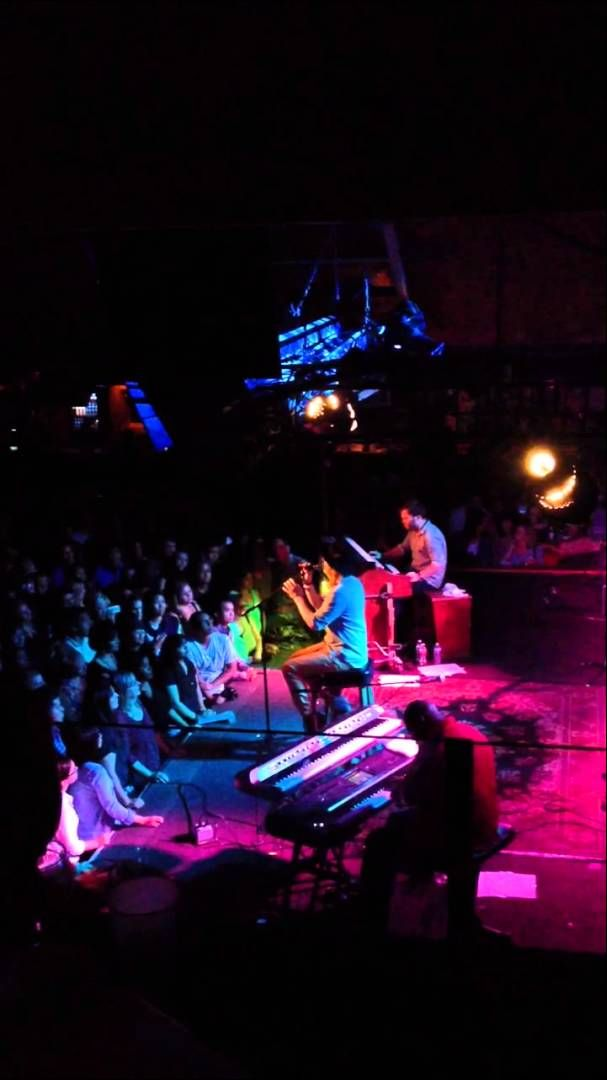 Allen Stone - The Wind Live at Belly Up In San Diego