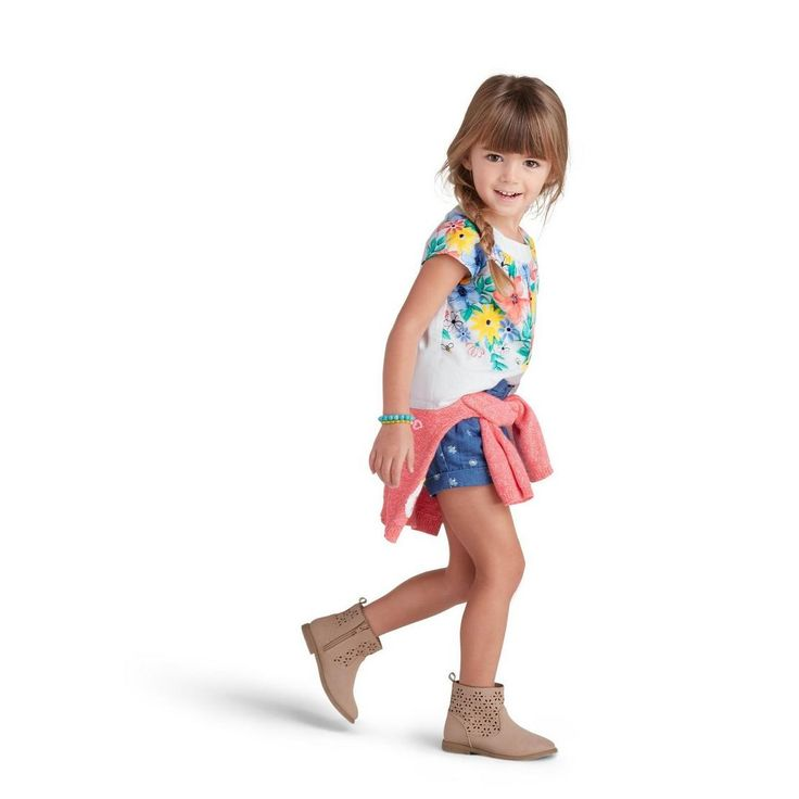 Toddler Girl's Wildflower Weekend Outfit by Gymboree
