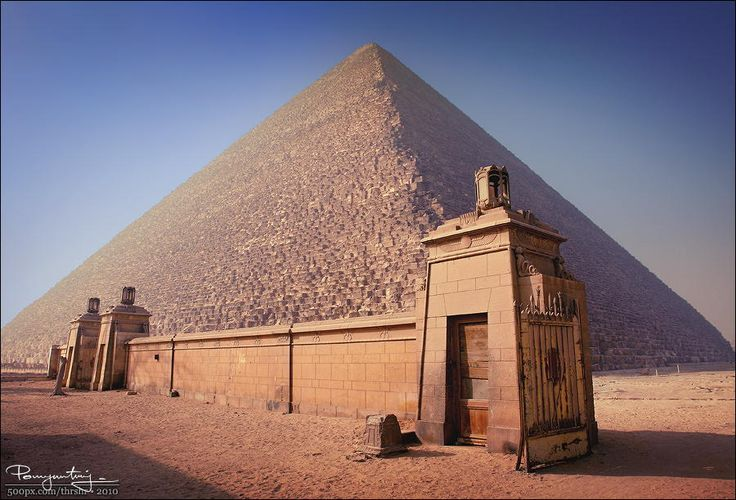 Eclecticism - The Great Pyramid of Cheops