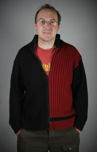 Alain Damasio, écrivain d'univers De la science-fiction aux jeux vidéo   La Gaîté Lyrique