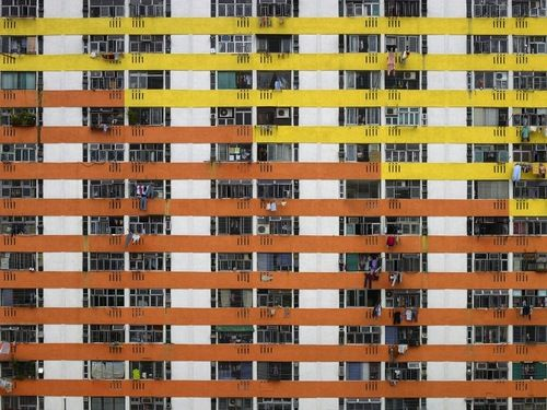 From Architecture of Density Michael Wolf - MPD