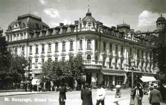 Hotel Lafayette, 1940