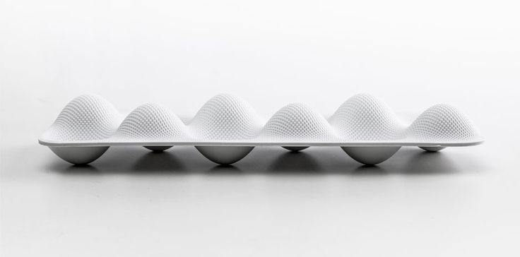 Eggwave by WertelOberfell, now available on http://selekkt.com/wavebowl-schale-fur-alles-mogliche.html   www.werteloberfell.com