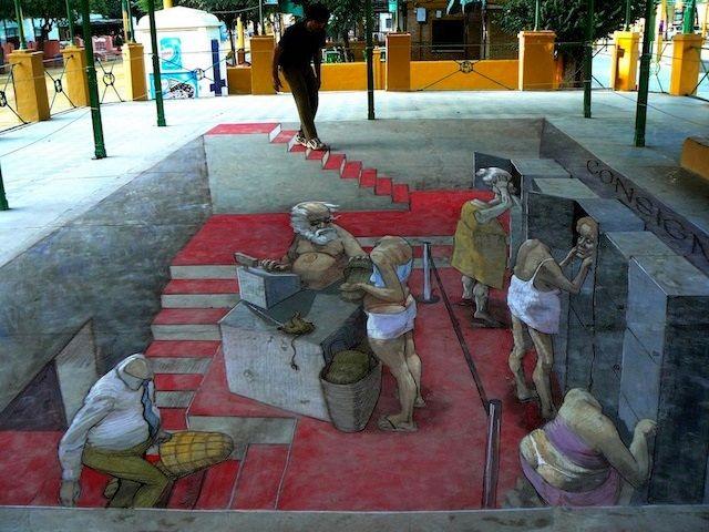 street art utopia2 Street Art Utopia para amantes del arte urbano