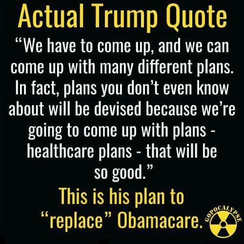 Invisible Plans - AS someone who COULD NOT GET INSURANCE DUE TO PREEXISTING CONDITIONS ~ Don't take away MY OBAMA CARE INSURANCE