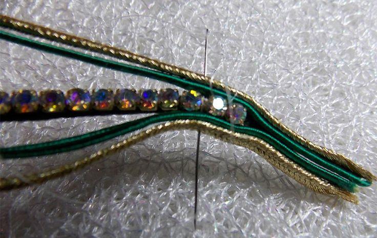 Маленькие хитрости в создании сутажных деталей. | ВДНТ - лучшие работы мастеров рукоделия