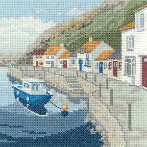 Sheltered Harbour - John Clayton cross stitch