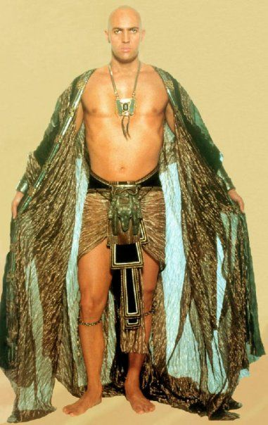 It's July, and I already have my Halloween costume picked out Imhotep shall walk again..