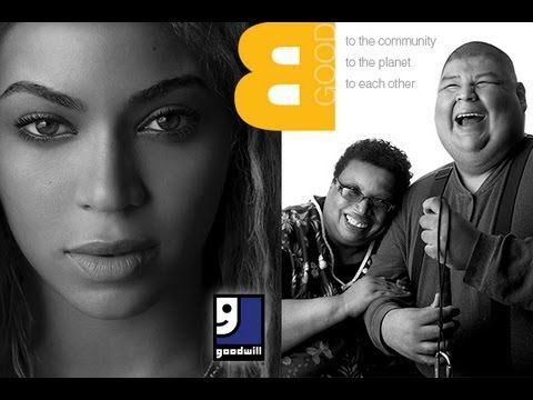 Join Beyoncé + Goodwill: Transform Lives FOR GOOD