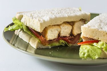 Fish finger butties