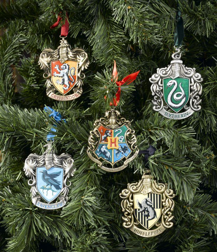 47 best Harry Potter Christmas Tree images on Pinterest | Harry ...