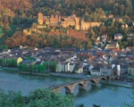 Heidelberg / germany : Heidelberg offers something for everyone, everyday.  the most romantic town on the world...