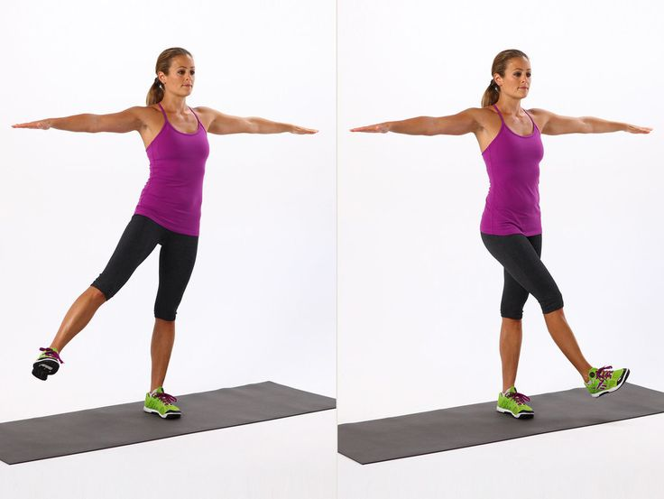 No-Equipment Moves to Tighten Up Thighs...get the toned look you're after with these exercises.