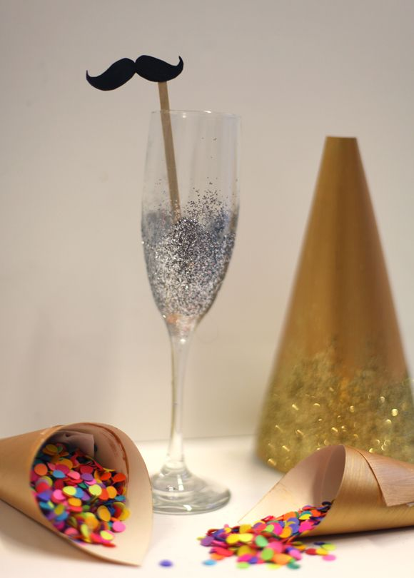 3 Easy New Year's Eve Party Favors