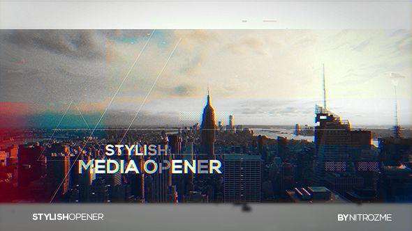 Media Opener by nitrozme | VideoHive