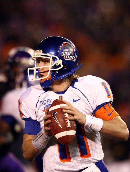 Kellen Moore // Boise State Broncos! The winningest quarterback in the history of NCAA football!