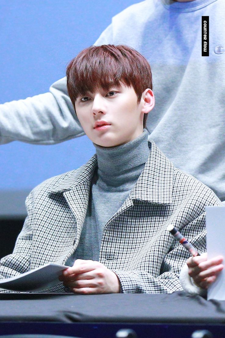 180206 Wanna One at Mexicana Fansign #Minhyun