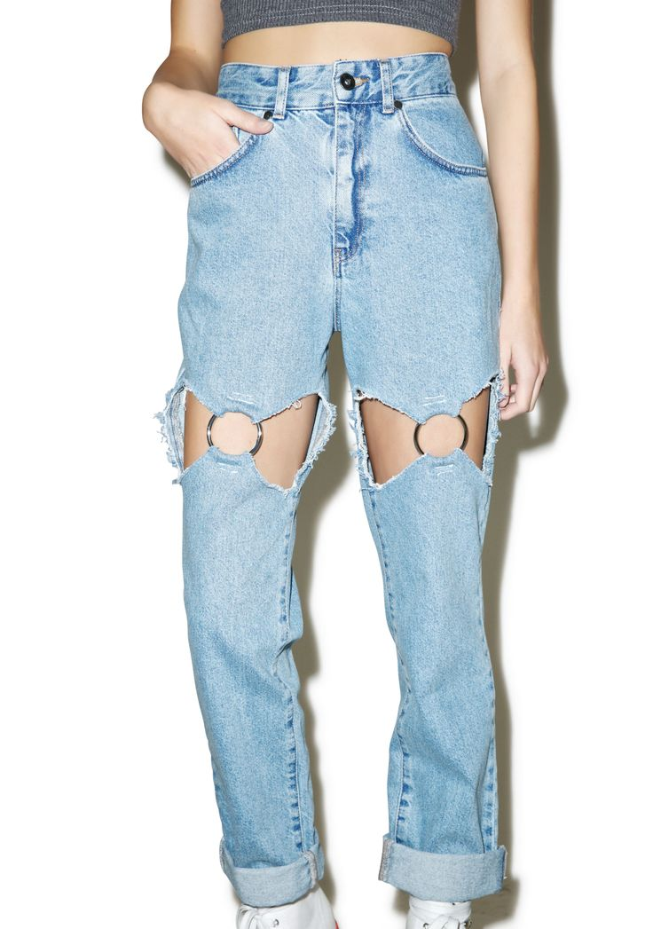 The Ragged Priest Cherub Jeans | Dolls Kill