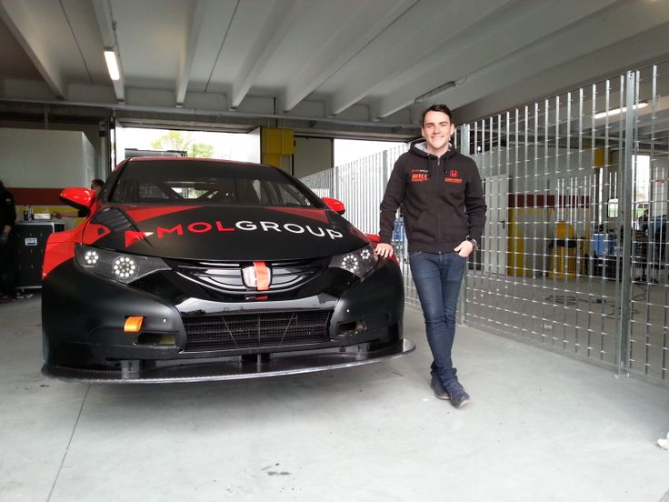 Michelisz and the new car