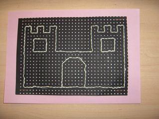 Kleutergroep thema ridders en kastelen