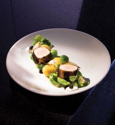 The #7 best restaurant in #yyc in 2014: Chef's Table #bestrestaurant #best #restaurants #dinner