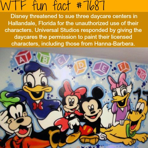 Things you don't know about Disney - WTF FUN FACTS