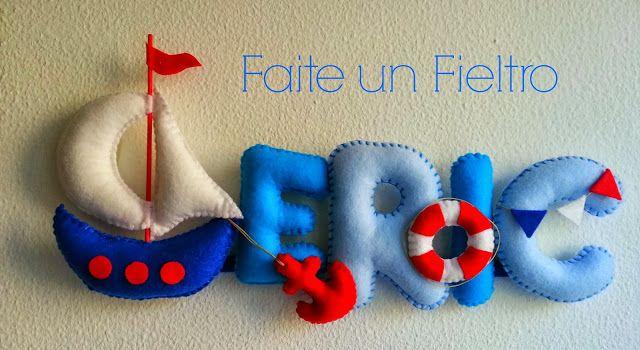Faite+un+Fieltro:+NOMBRE+ERIC                                                                                                                                                                                 Más