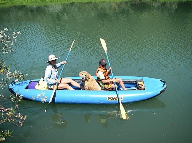 Dog Friendly Kayak Russian River