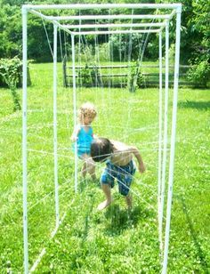 5 DIY Sprinklers to Cool Down Your Kids This Summer - Tipsaholic