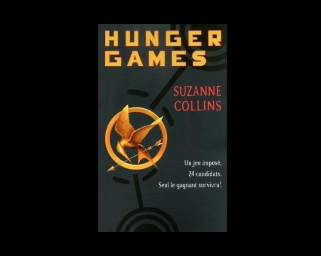 """La trilogie """"Hunger Games"""" de Suzanne Collins"""