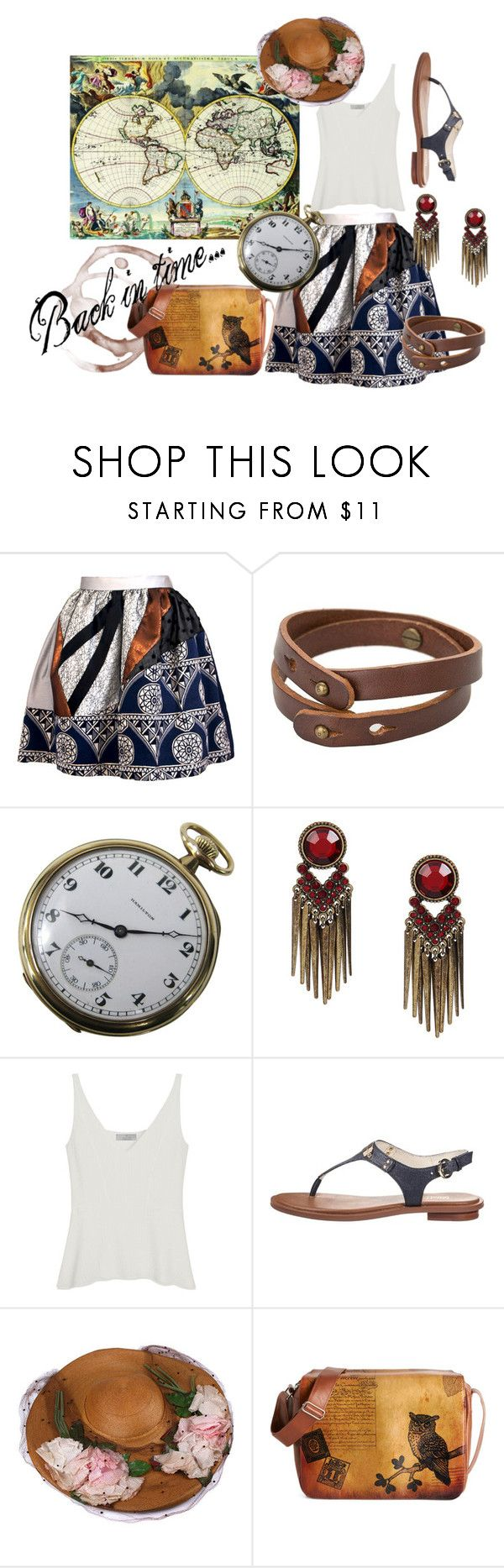 """""""Inspired by Bastille, Pompeii #1"""" by alinabathory ❤ liked on Polyvore featuring Joana Almagro, MANGO, Mulberry, MICHAEL Michael Kors, springbreak, trends, summerbreak, ethno and springgetaway"""