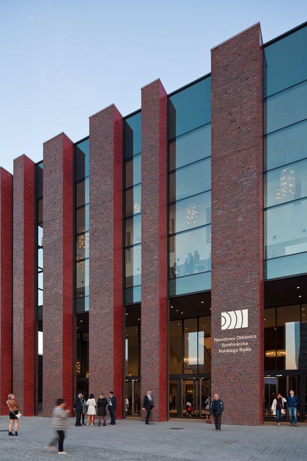 Konior Studio – NOSPR/The Seat of the National Polish Radio Symphony Orchestra - 2014 - en.presstletter.com