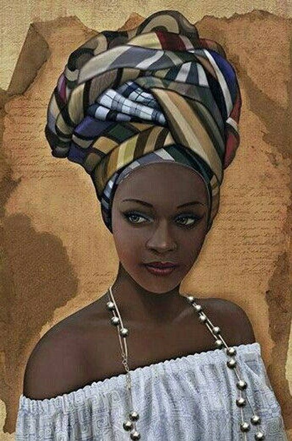 Femeile africane